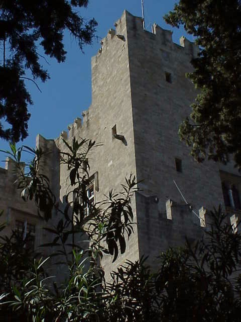 Tower Palace of the Grand Masters