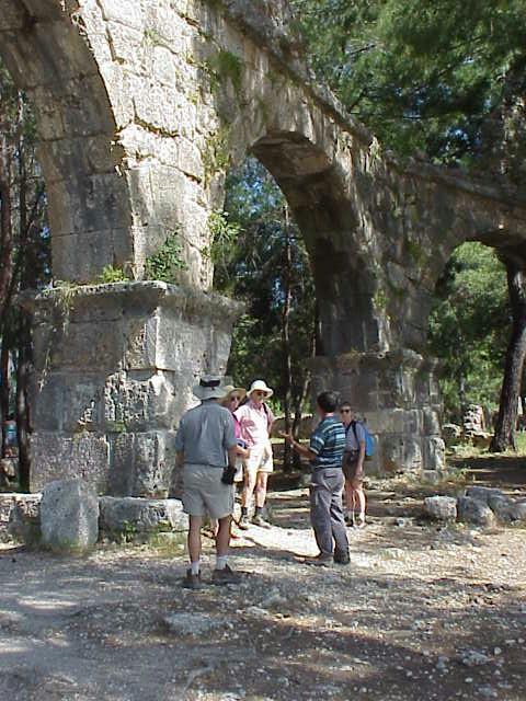 Aqueduct               Phaselis