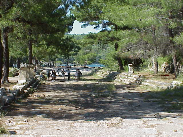 Marble St              Phaselis
