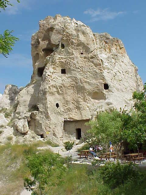 Convent        Goreme Open Air Museum  Cappadocia