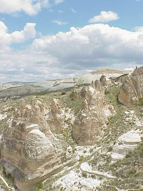 Pasabaglari     Cappadocia