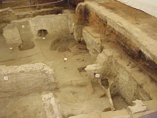 Excavations            Catal Hoyuk