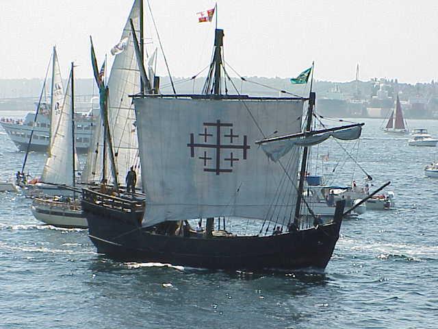 Nina replica      Tall Ships Festival     Seattle