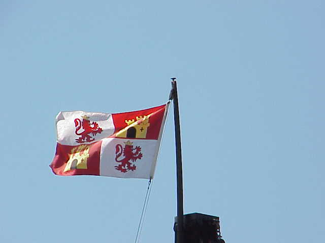 Spanish Flag, Nina  Tall Ships Festival