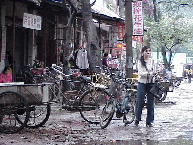 Bicycles   Market Guilin