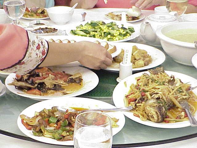 Dinner            Guilin