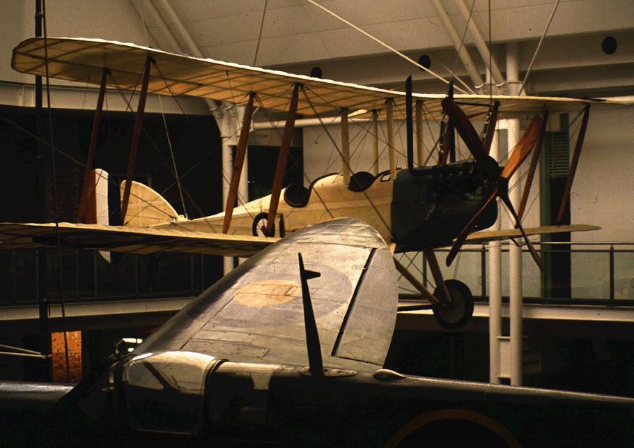 Sopwith Camel, Imp. War MuseumLONDONUK