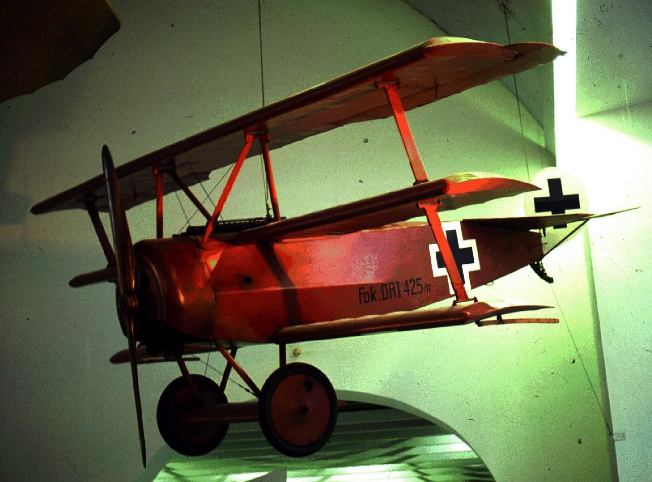 Fokker Dr. 1MunichGermany