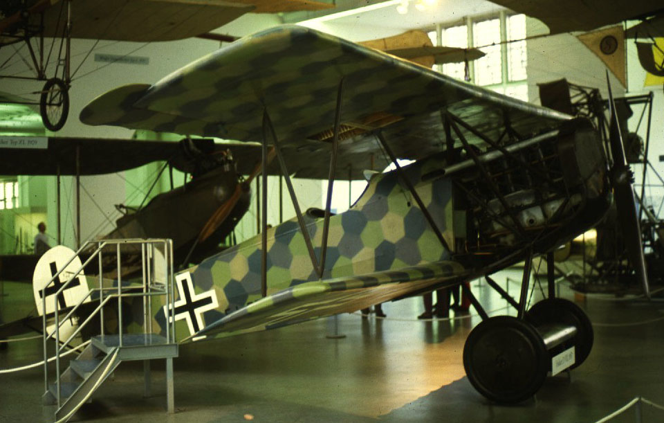 WWI German fighterMunichGermany