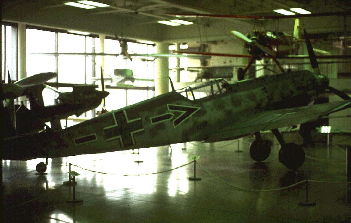 FockeWulf Fw44MunichGermany