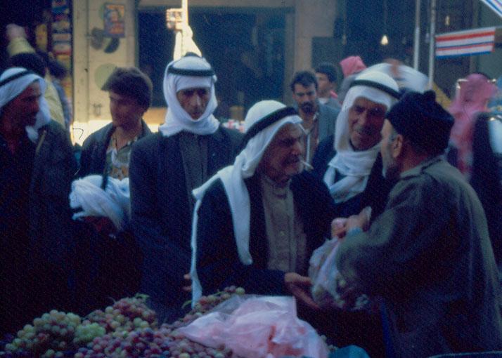 Market, Syrian menMa'araat NumanSyria