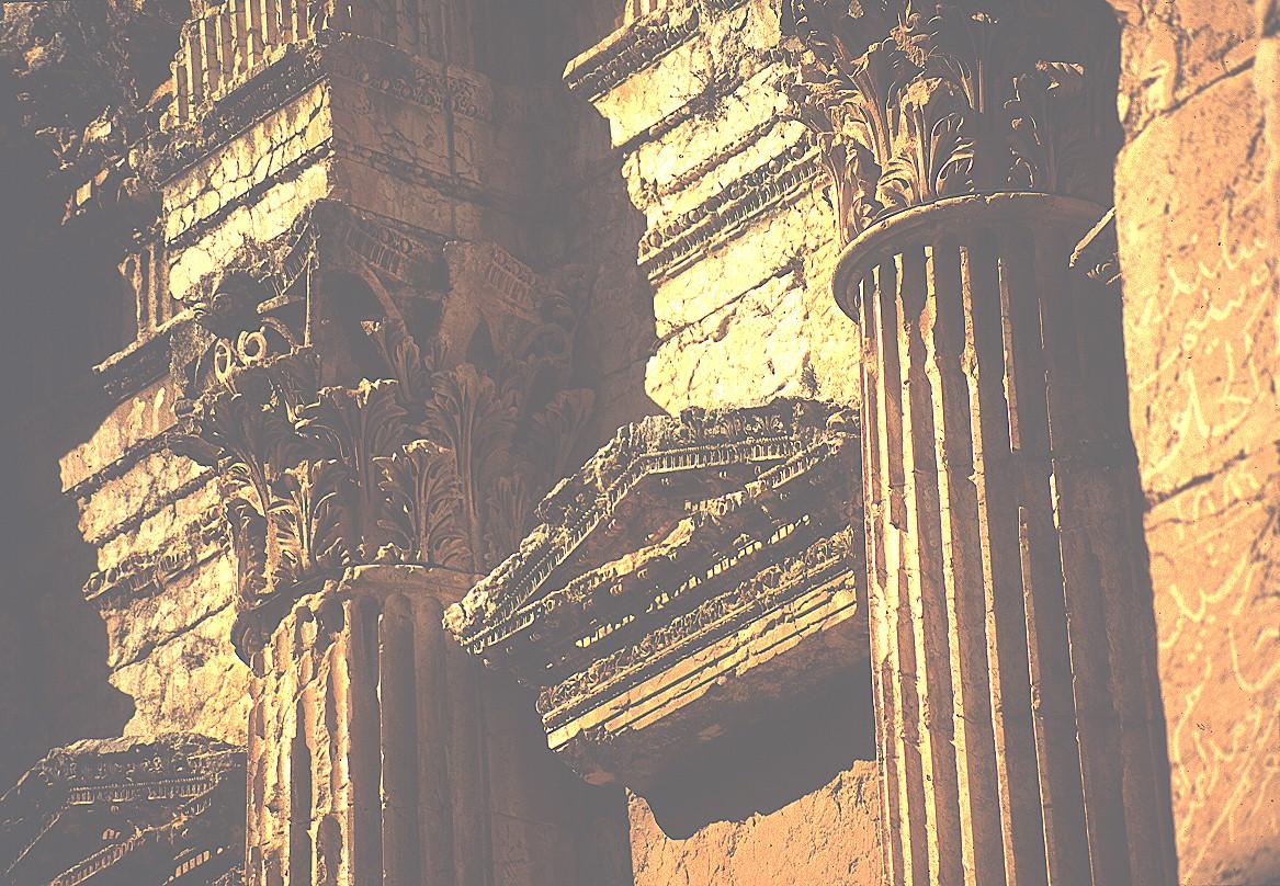 Temple of Dionysus, BaalbekBAALBEKLEBANON