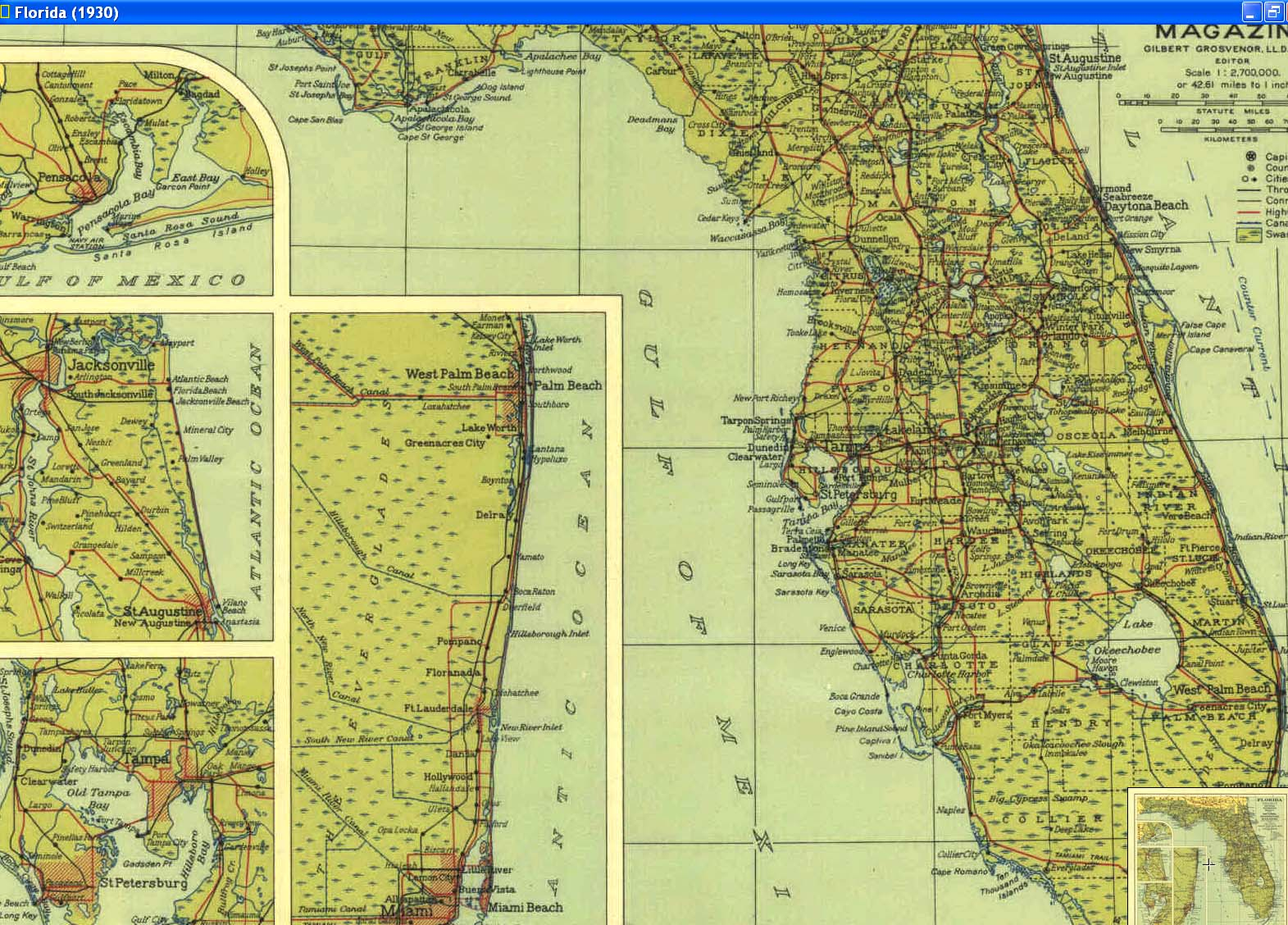 Cascoly Mapfloridabr Maps For Sale - Florida map for sale