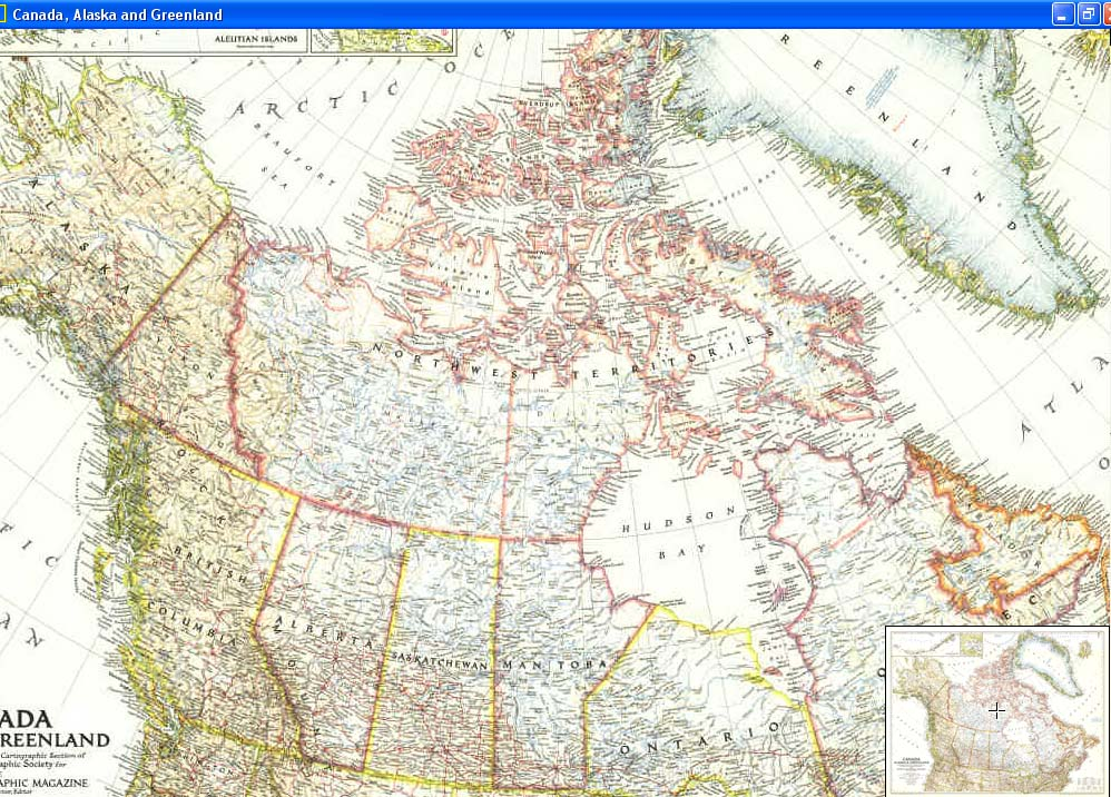 Cascoly Mapcanadabr Maps For Sale - Map of canada and alaska